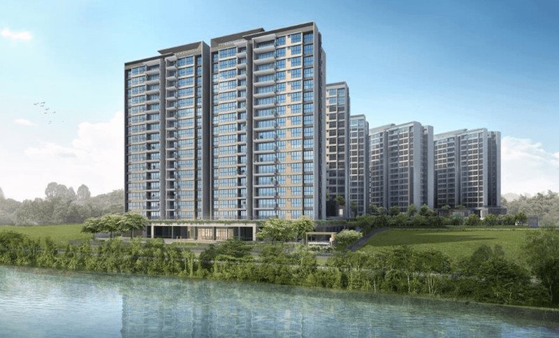 Rivercove Residences, one of Hoi Hup Project